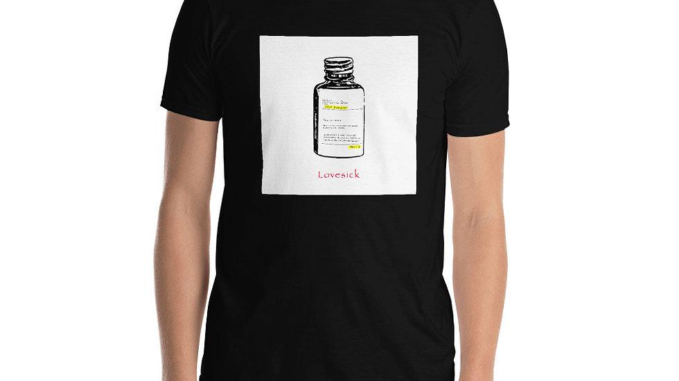 Lovesick Cover Short-Sleeve Unisex T-Shirt