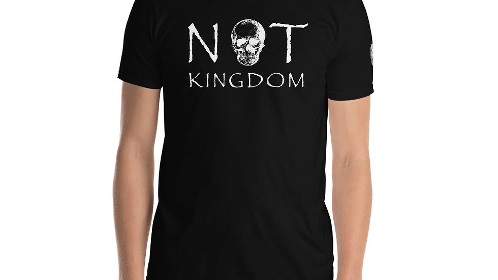 Demons Logo Short-Sleeve Unisex T-Shirt