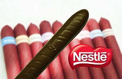 Charuto de Chocolate Maciço Nestlé