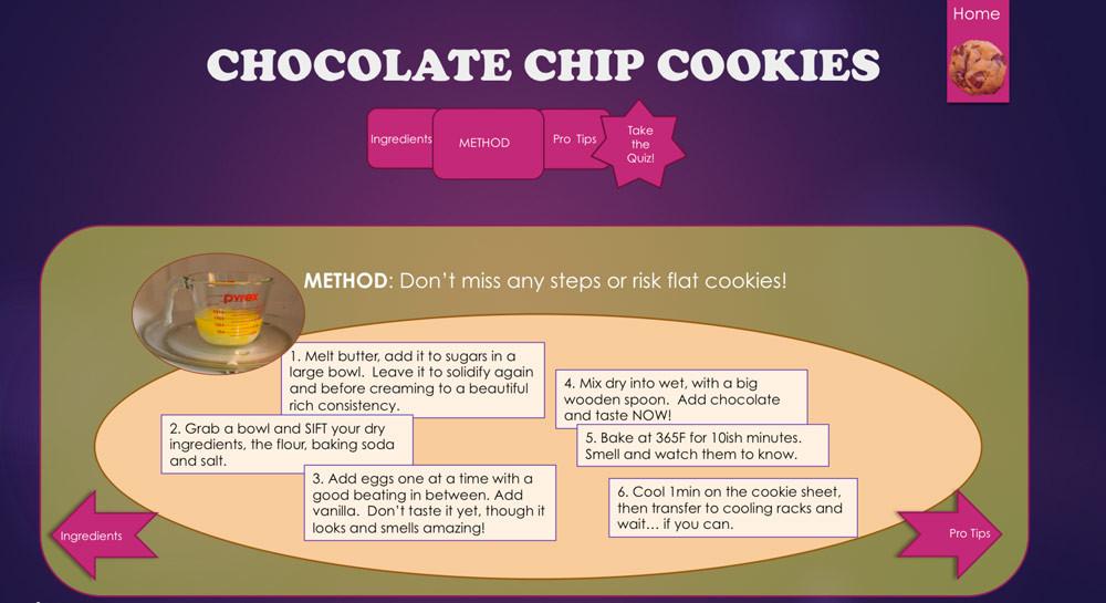 Better Cookie Method