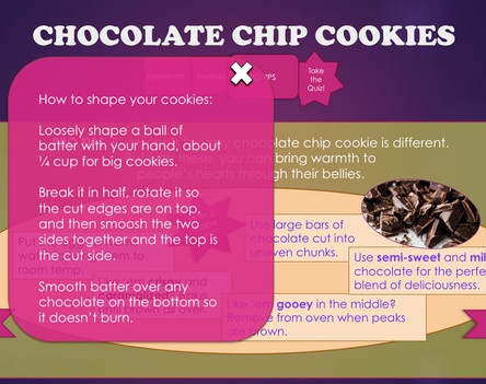 Better Cookie Shaping