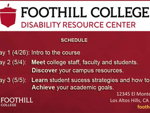 Instructional Design: Foothill College