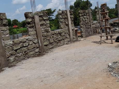 More walls