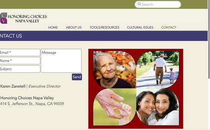 HCNV contact form