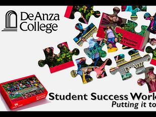 DeAnza Retention Workshop