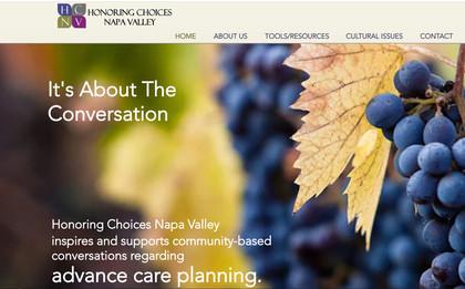 Honoring Choices Napa Valley