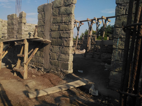 Walling continues