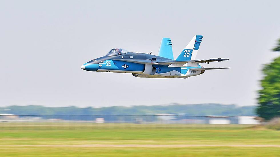 BVM F-18C 1:5.5 Scale