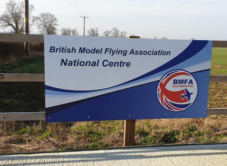 AZ Aerosports team day at BMFA Buckminster!