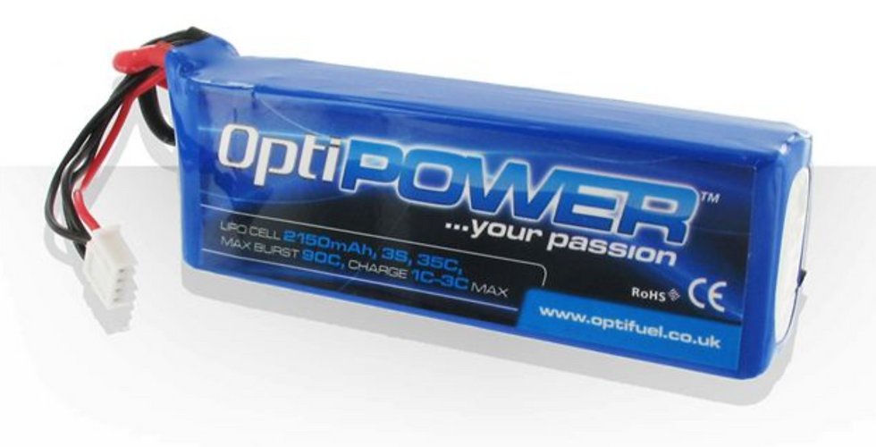 OPTIPOWER LITHIUM CELL 2150 3S