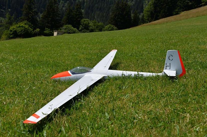 FW Libelle H-301 full composite kit , 4,3m wingspan