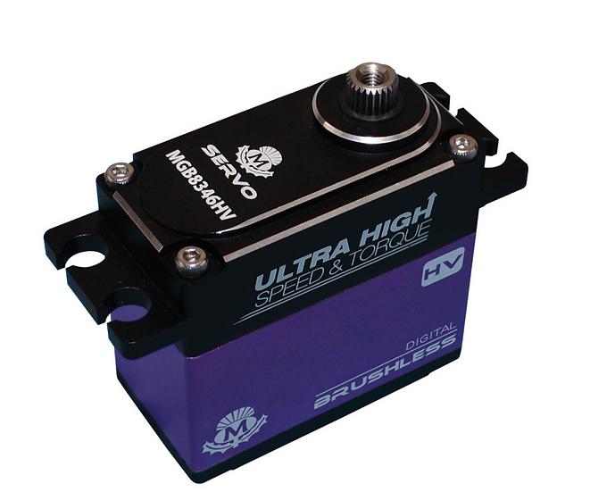 MacGregor MGB8346HV 45.5Kg/0.10s Brushless High Voltage Servo