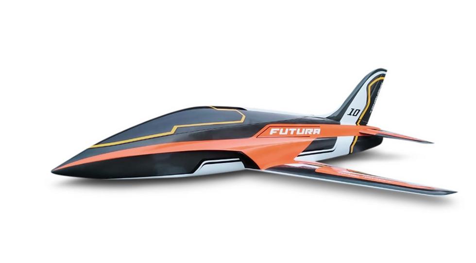 FUTURA full composite kit painted, type E-orange