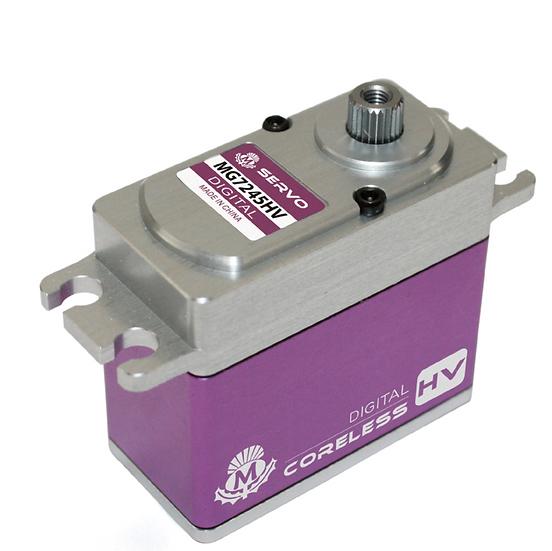 MacGregor MG7245HV 45.9Kg.cm/0.10s High Voltage Digital Servo