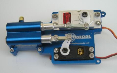 PCU V-2 Frame for Brake Valve Plus 1 Circuit