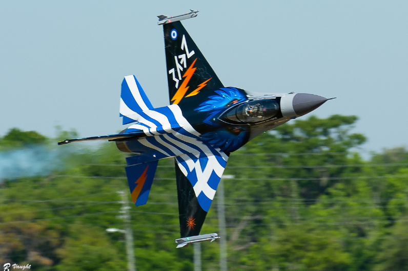 BVM PNP F-16  1:5 Scale