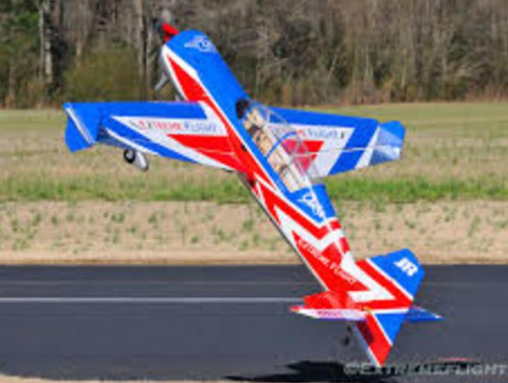 "Extreme Flight"" Yak 91"" 54 EXP ARF kit"