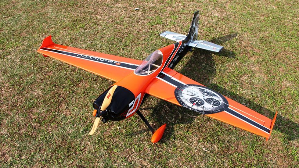 Pilot-RC 23% Edge-540 V3 67in (1.7m) (Hamilton)