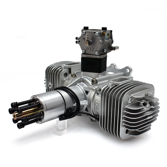 DLE 120 Twin Two-Stroke Petrol Engine
