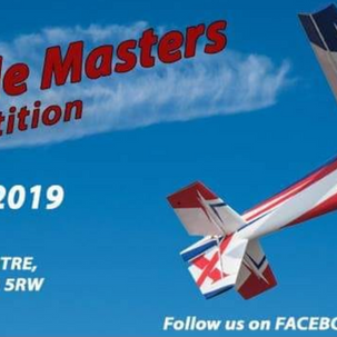 Az Aerosports are the Title Sponsor for the Freestyle Masters 2019!