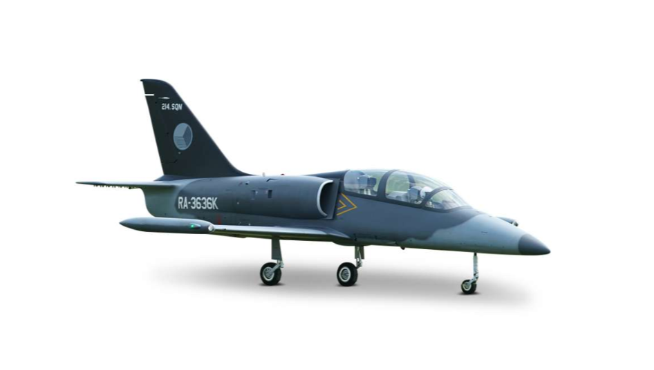 L39 Albatros 2,7m full composite GFK/CFK kit white
