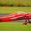 """Thumbnail: Extreme Flight Laser 74"""" V2  kit Red"""
