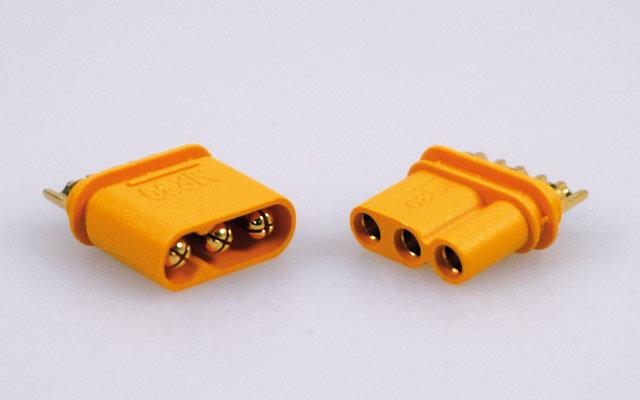 MR30 connector, plug & socket