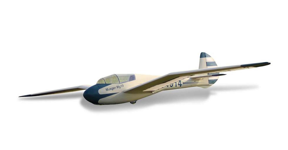 Musger Mg 19a Steinadler 7.8 m Kit