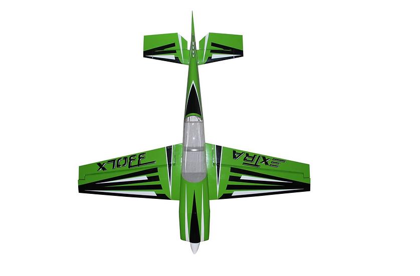 "Extra 330LX 78"" (Green/Black)"