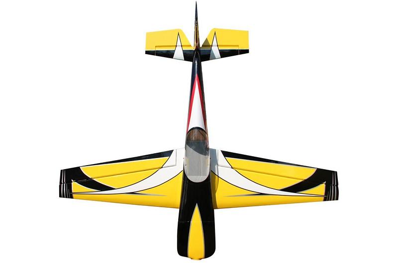 "Pilot RC Laser 88"" (Yellow/Black)"