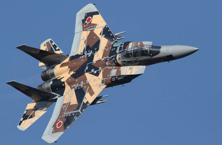 BVM F-15 1:8 Scale