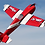 Thumbnail: PILOT-RC EDGE-540 74IN (1.88M) (RED/WHITE)