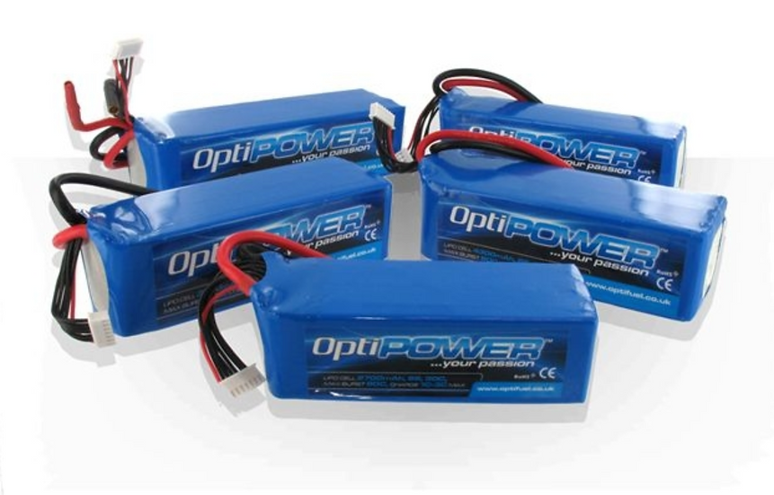 OPTIPOWER RX PACK 1450