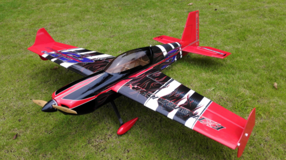 "Edge 60"", ARF kit Demonstrator scheme"