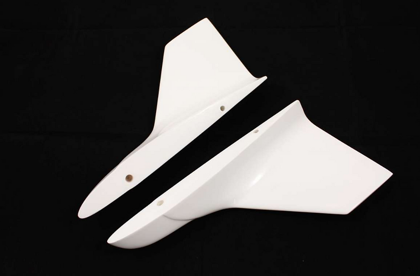 Viper 2,5m winglets white