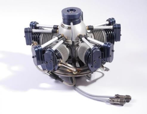FM 250 R5-FS 250CC RADIAL 4 STROKE MOTOR