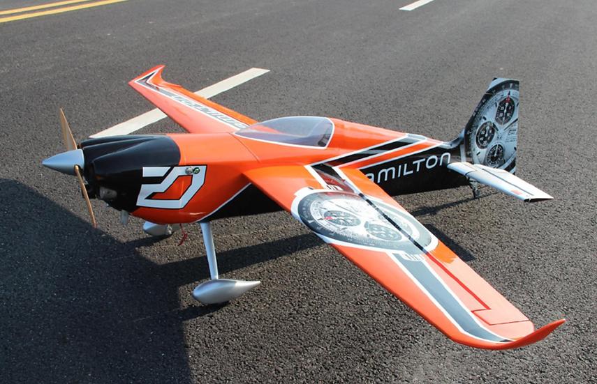 Pilot-RC 31% Edge-540 V3 92in (2.34m) (Hamilton)