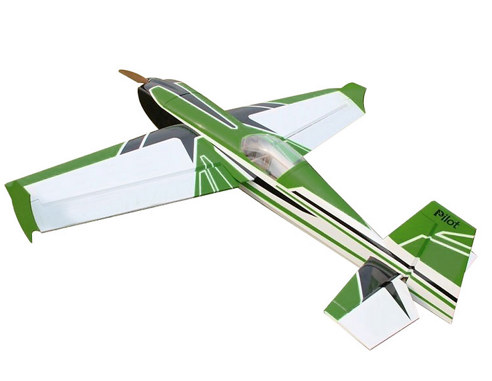 Pilot-RC 20% Extra-330SC 60in (1.52m) (Green/White/Black)