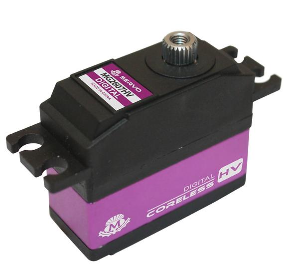 MacGregor MG2607HV 6.6Kg.cm/0.10s High Voltage Digital Servo