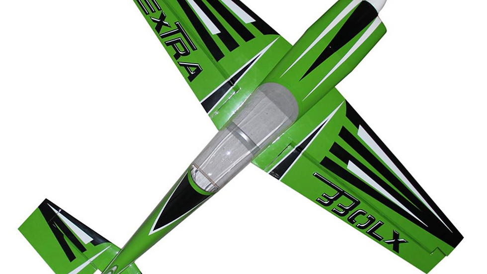 Pilot-RC 35% Extra-330LX 103in (2.6m) (Green/Black/White)