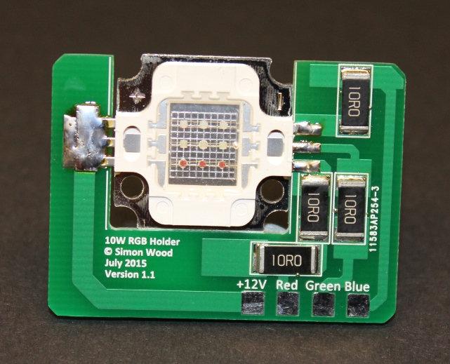 RGB LED Board (1 of)