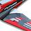 Thumbnail: Futura 2,5m painted type E red