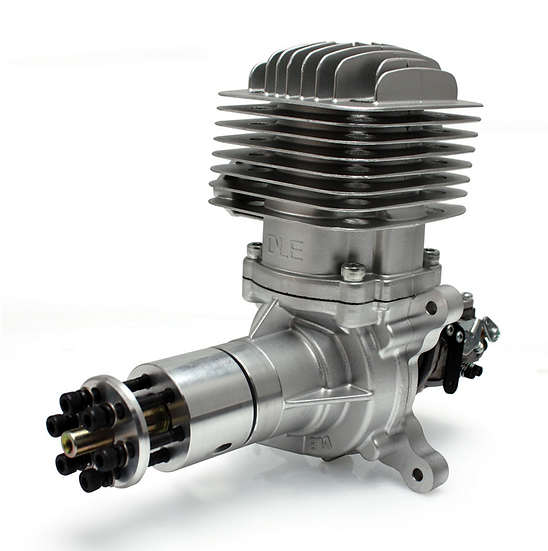 DLE 85 Two-Stroke Petrol Engine
