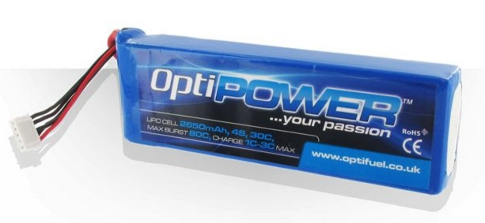 OPTIPOWER LITHIUM CELL 5000 4S
