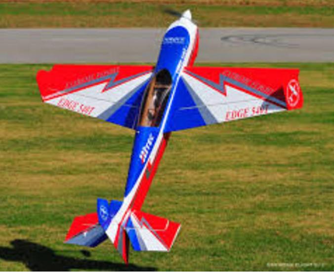 """Extreme Flight Edge 48"""" EXP, ARF kit"""