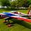 "Thumbnail: Extreme Flight Laser 91""  (Red/White/Blue)"