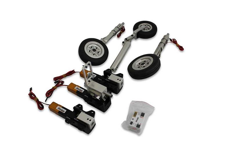 Futura 2,5m landing gear Electron
