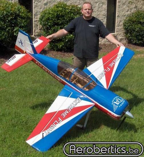 """91"""" Yak 54 EXP ARF kit"""