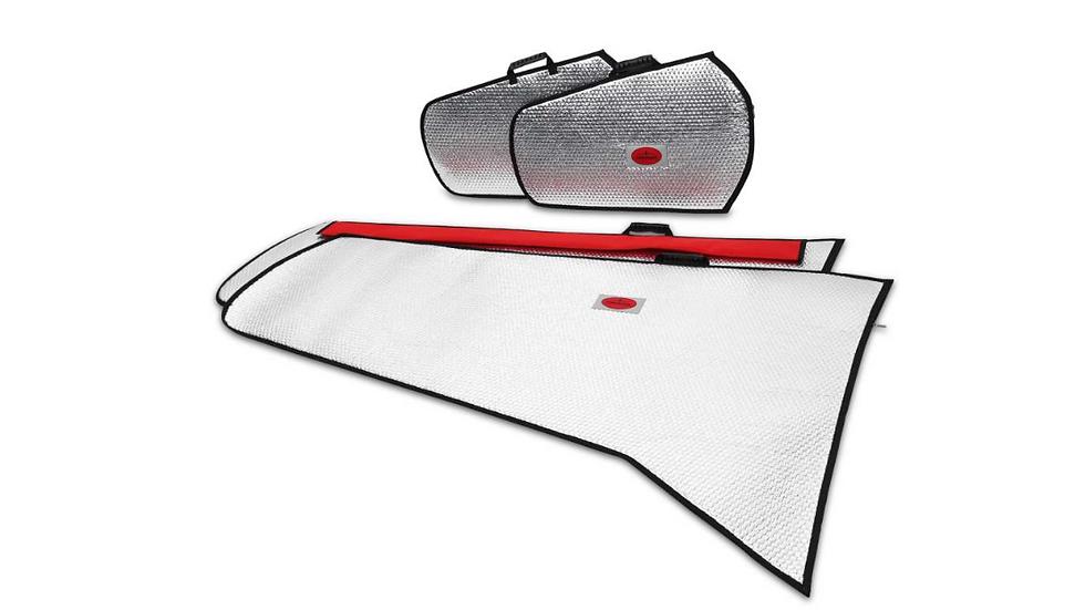 Bonanza V35 wing protection bag set Cordura