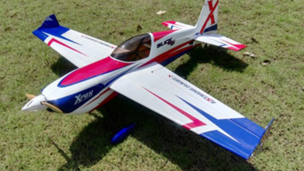 """Slick 580 60"""" White ARF kit"""
